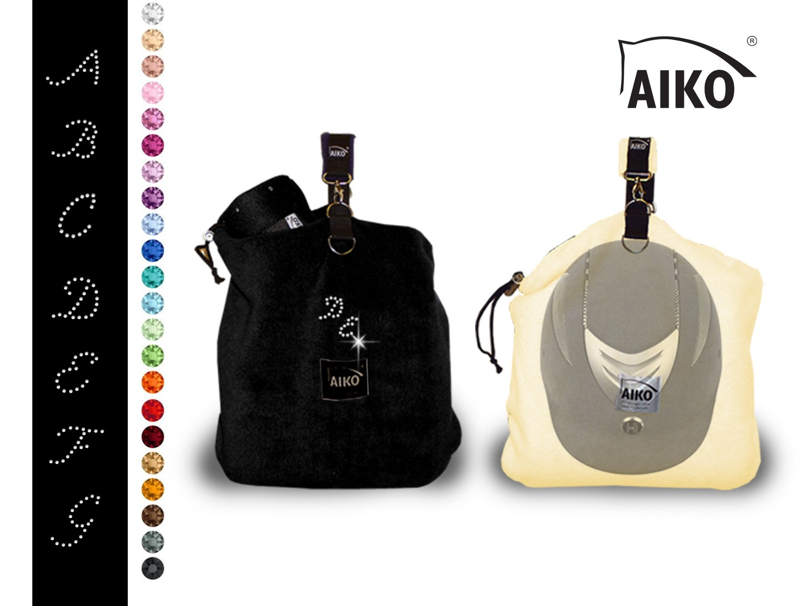 AIKO® Baggy für Helm & Co. - Individual Style