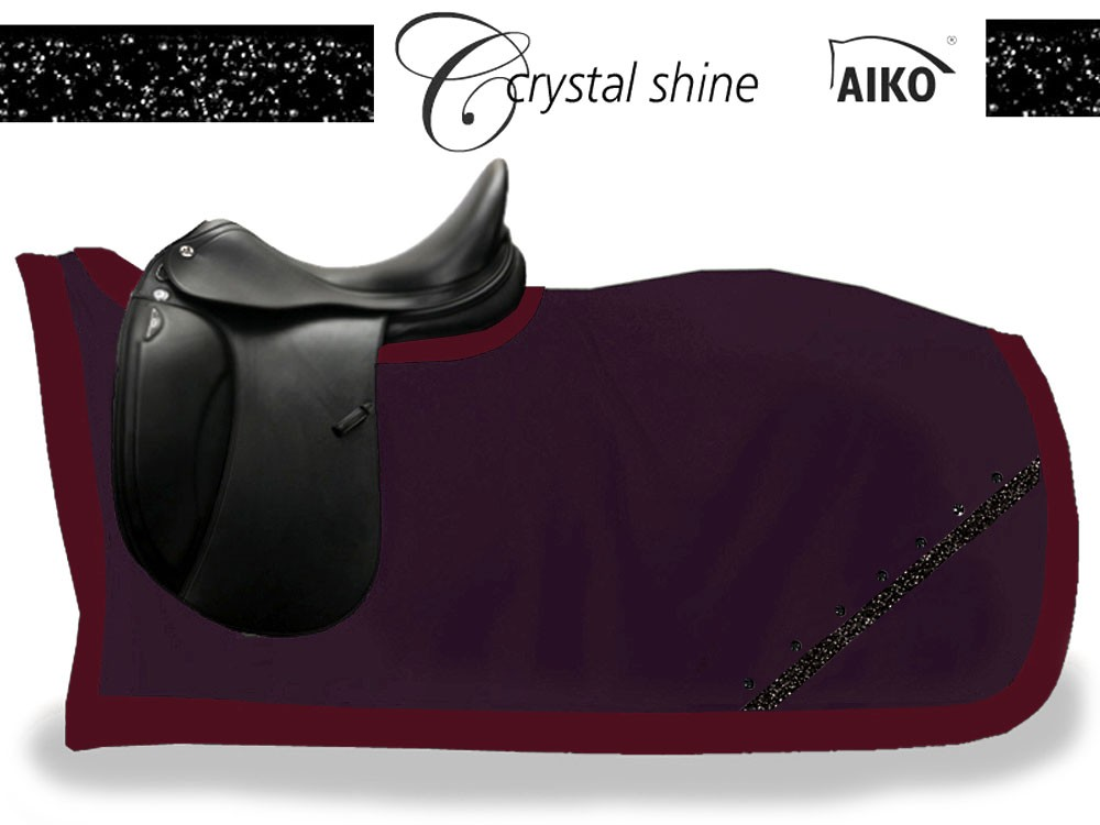 Crystal Shine - Nierendecke mulberry
