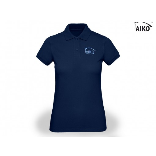 Ladies Polo - Organic Cotton - navy