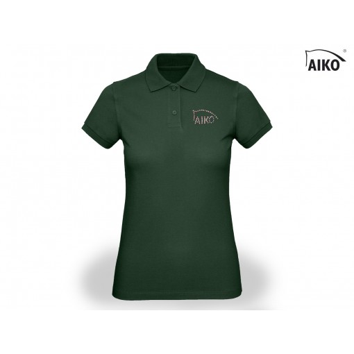 Ladies Polo - Organic Cotton - olive