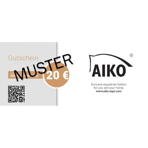 AIKO® Gutscheinkarte