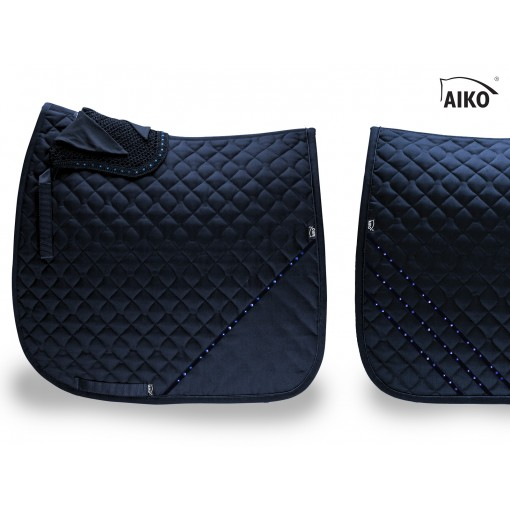 Deluxe Crystal saddle pad - limited 2020 - nightblue - sapphire