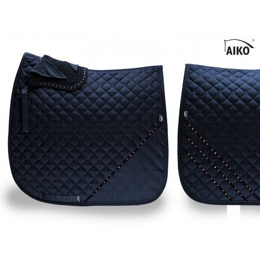 Deluxe Crystal saddle pad - limited 2020 - nightblue - colorado