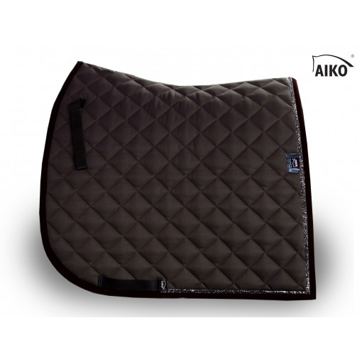 Shine - exclusive saddle pad - mocca