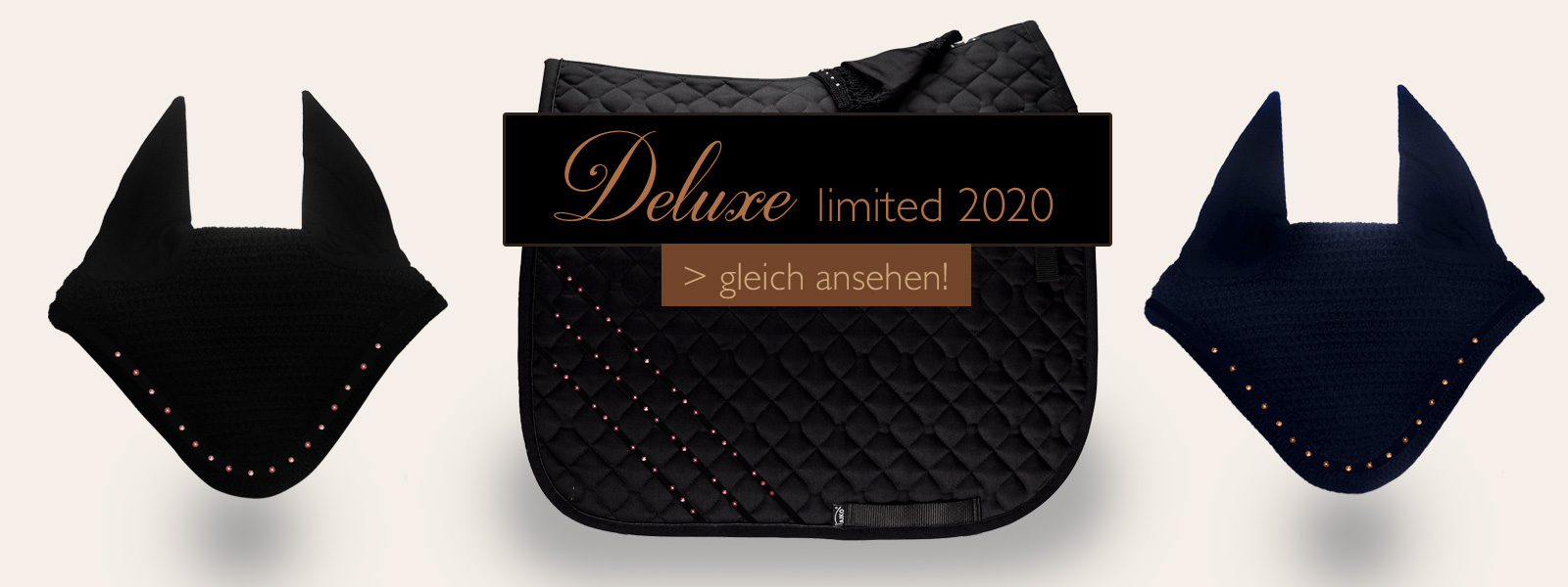 Deluxe Limited Schabracken