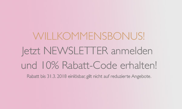 AIKO Newsletter-Rabatt